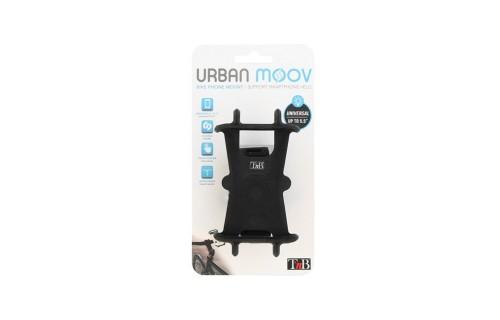 Support Smartphone vélo en silicone URBAN MOOV