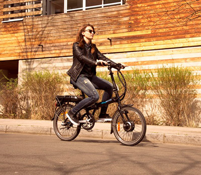 Wayscral classic and electric folding bikes